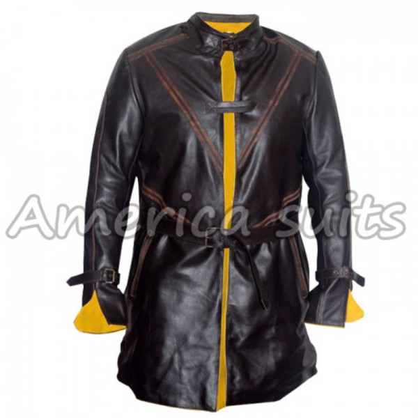 jacket aiden pearce watch dog coat menswear mens jacket long dress clothes celebrity style video games