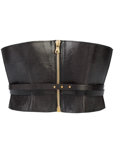 style belt black