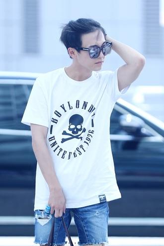 shirt boy boy london t-shirt kpop korean fashion