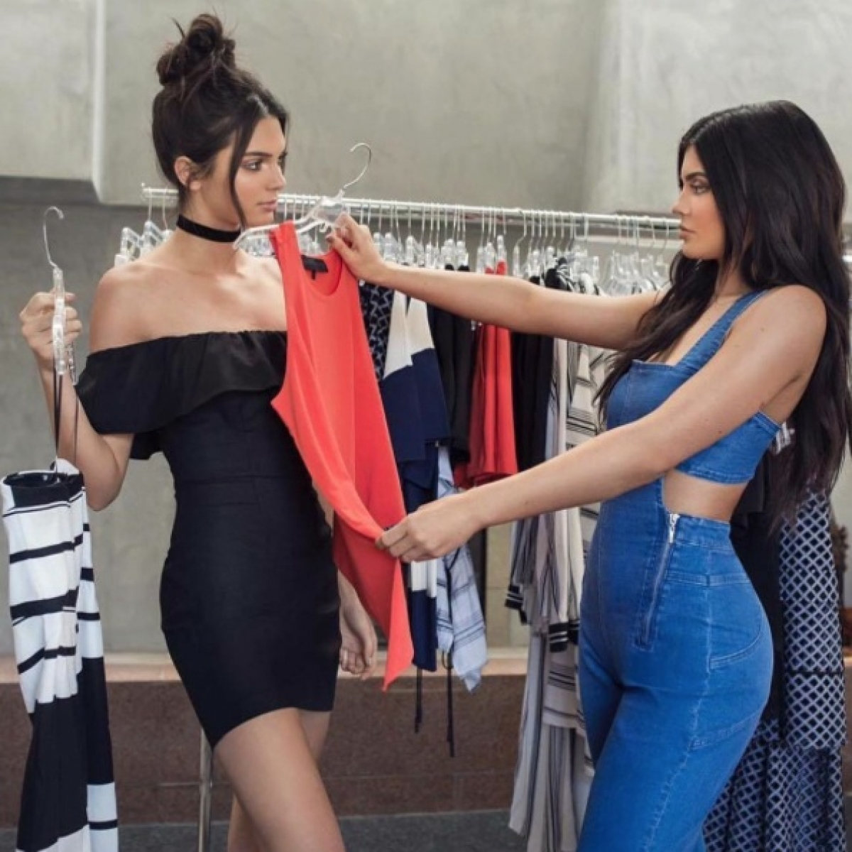 You won't believe where Kylie Jenner got her outfit from! Get all the details via @swavyapp