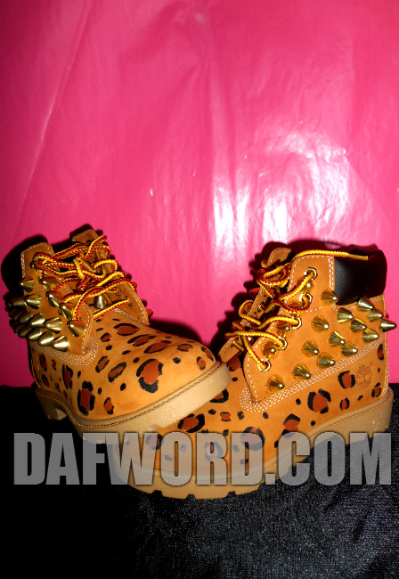 SALE! Leopard Timbs – DaFWord