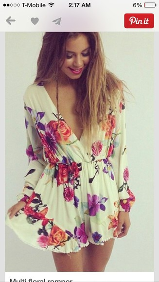flowers flowered shorts floral floral tank top blouse fashion fl