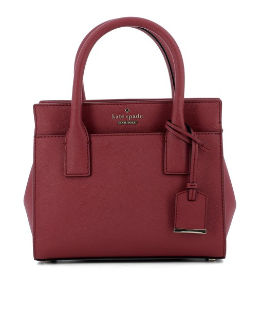 Kate Spade bag leather red