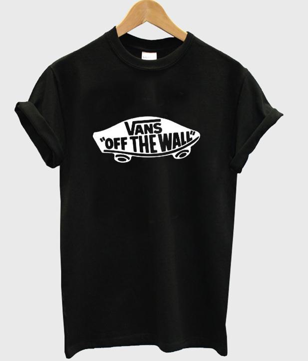 vans off the wall t shirt - Tees Shop Online