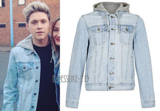 jacket niall horan niall niall horan jacket denim jacket hoodie one direction shirt pants