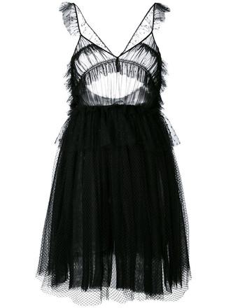 dress mini dress mini women black