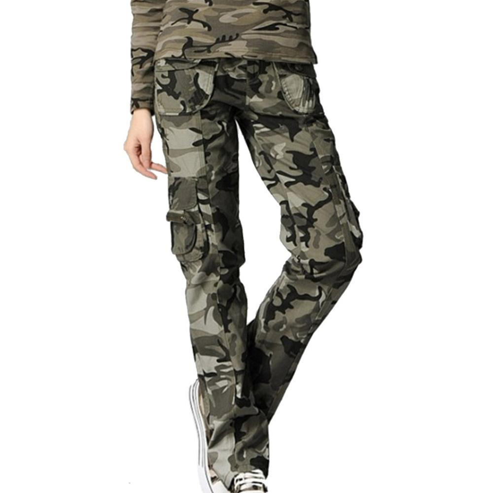 Unique  About Womens Ladies Army Woodland Forest Camo Yoga Snug Leggings Pants