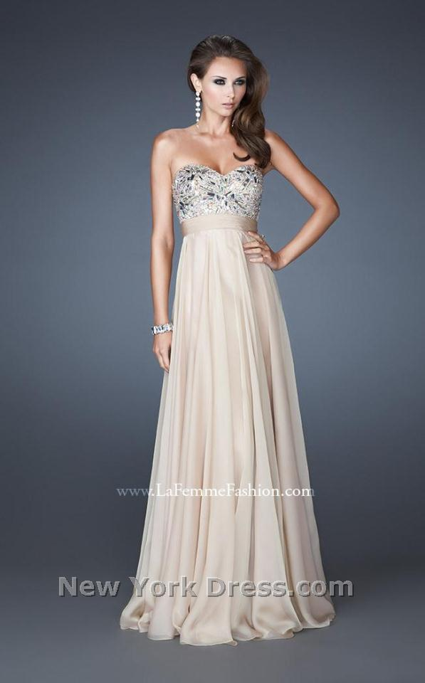 La Femme 18561 Dress - NewYorkDress.com