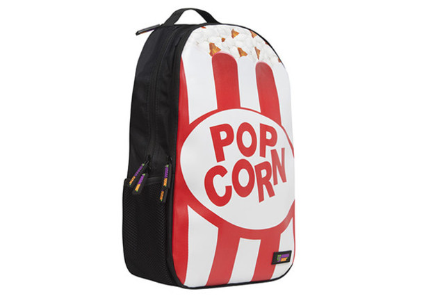 bag movie snacks back pack urban junk UK backpack popcorn backpack photo backpacks  funky backpacks urban 870bf682e2a55
