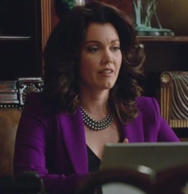 jacket scandal purple blazer mellie grant bellamy young wool