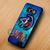 Blue Red Tattoo Simba Lion King - Samsung Galaxy S8 S7 S6 Note 8 Cases & Covers #SamsungS8