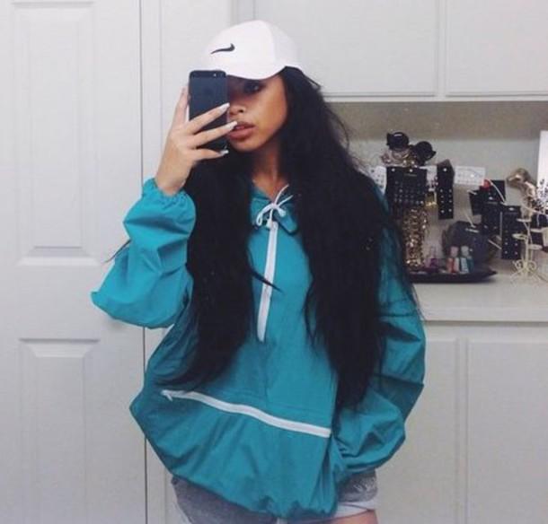 Nike Hat Girl