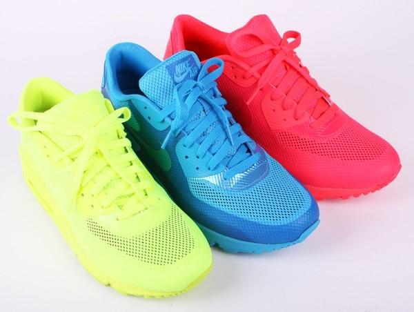 shoes air max nike air max 90 hyperfuse streetwear nike air max 90 hyperfuse streetstyle dope pink