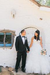 ruffled blog,blogger,puffy dress,wedding dress,groom wear,wedding clothes