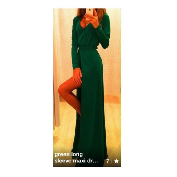 dress prefer it in nude dress with slit long dress