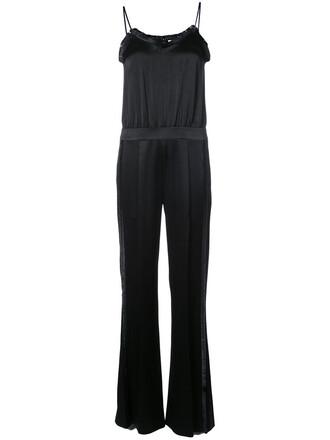 jumpsuit women black