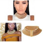 jewels,necklace,bailman,h&m,gold,accessories,layered necklace,choker necklace,trendy
