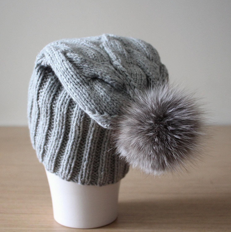 Womens cashmere hat f1db67a3eec
