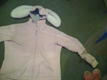 Bunny Ear Hoodie! ∙ How To by .meredith.massacre.  on Cut Out   Keep