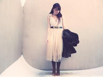 slanelle tutu dress