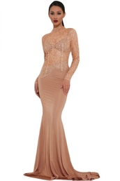dress,prom dress,khaki,wots-hot-right-now,black dress,elegant,formal dress,formal event outfit,long prom dress,mermaid prom dress,celebrity style,celebstyle for less,classy and fabulous,chic,sexy prom dress,evening dress,special occasion dress