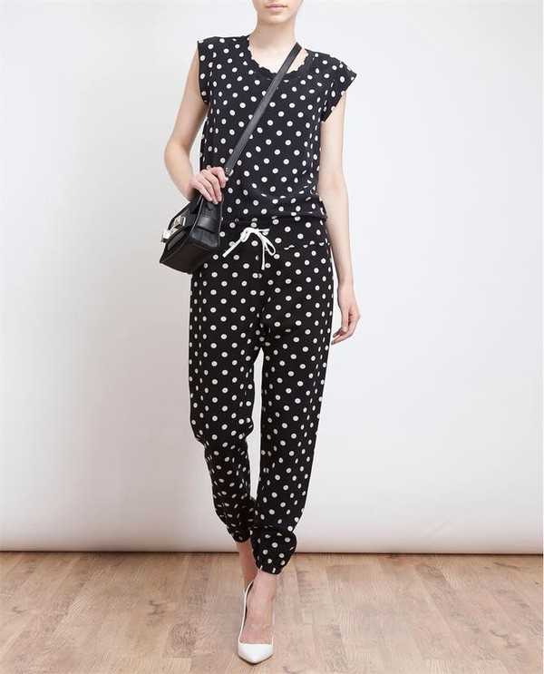 pants 3.1 phillip lim polka dots shirt