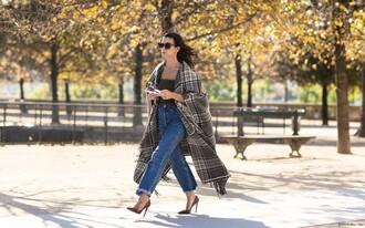 garance dore blogger sunglasses jewels shoes