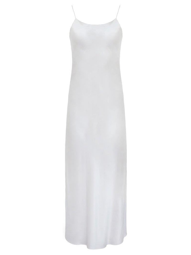 Refined Bias Maxi Dress