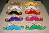 jewels,cute,colorful,lovely,moustache,jewelry,ring