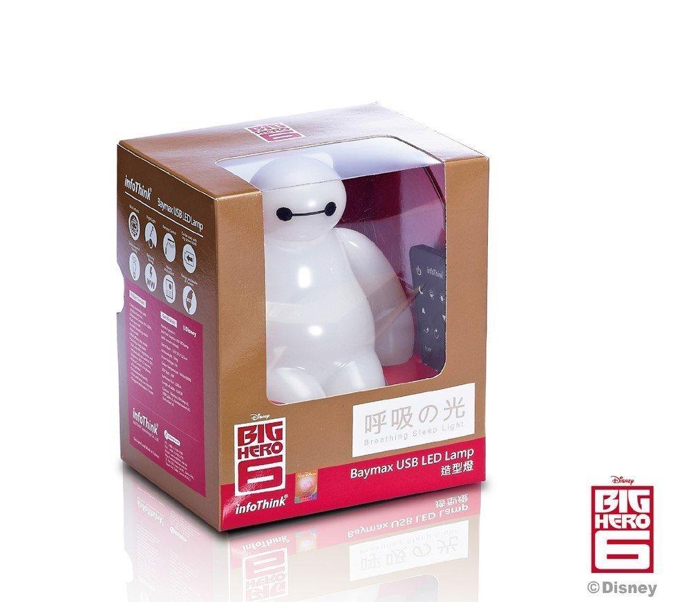 Hero 6 Baymax USB LED Nightlight Japan - - Amazon.com