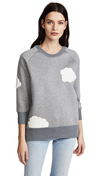 Anya Hindmarch sweatshirt light sweater