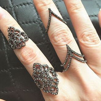 jewels jewel cult jewelry knuckle ring ring rings and tings bling