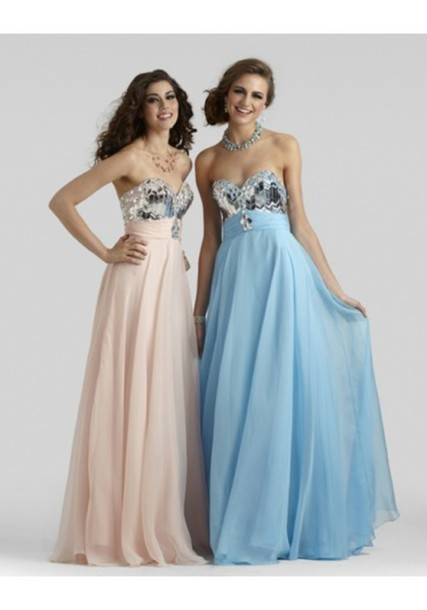dress blue prom dress blue chiffon prom dresses sweetheart prom dresses prom dress