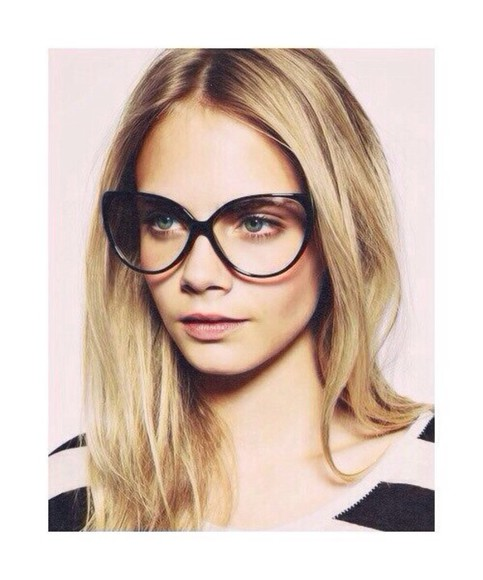 cara delevingne sunglasses fashion black glasses big cool jewels glasses black big cara delevingne