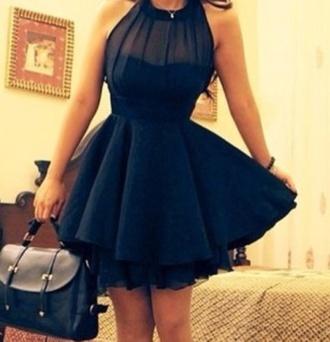 dress little black dress elegant lace dress sheer black dress mini dress prom dress party dress night