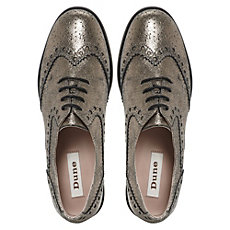 DUNE LADIES Black NATTIES - Pleated Panel Heeled Ankle Boot | Dune Shoes Online
