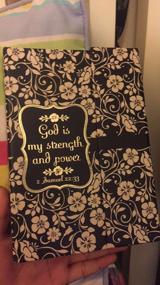 home accessory god floral black and white bible quote diary dress pink journal travel journal kardashians