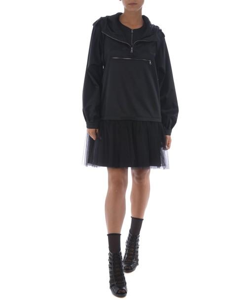 Moschino dress hoodie dress