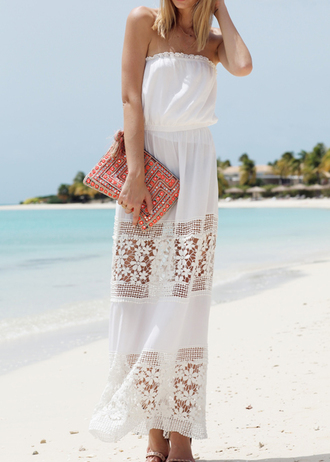 dress see through beach dress jumpsuit romper lace lace dress summer