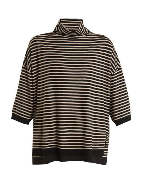 WEEKEND MAX MARA sweater black