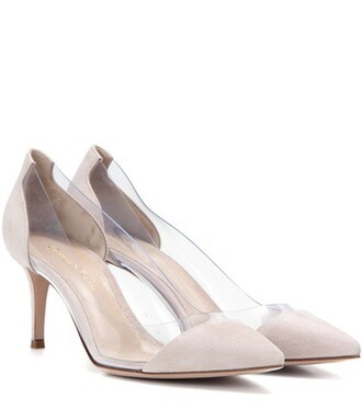 suede pumps pumps suede shoes
