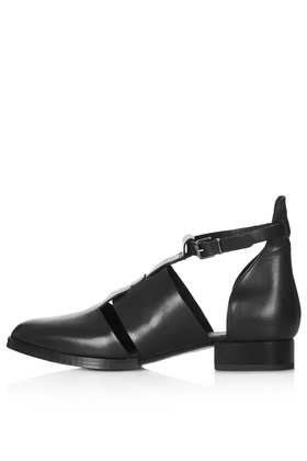 KAPA Cut Out Shoes - 20% Off Shoes Boots And Bags  - Sale & Offers  - Topshop