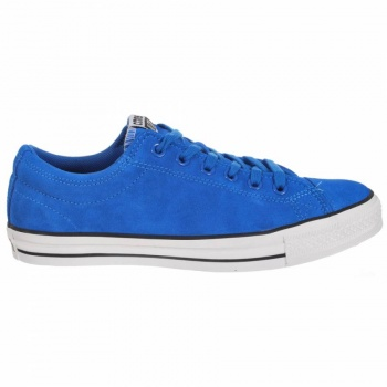 Converse Converse Cons CTS OX Blue/White/Black Skate Shoes - Converse from Native Skate Store UK