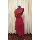 dress,blue pink floral summer dress renee somerfield,formal dress,sequins,ricki brazil,black dress