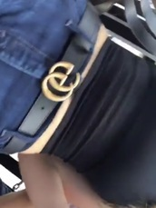 belt,black,gold,gucci,gucci belts,style,fashion,yellow,thick,leather,real