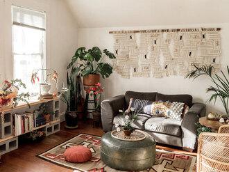 home accessory rug plants tumblr home decor furniture home furniture living room pillow sofa