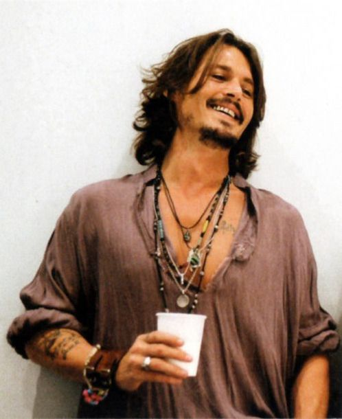 Shirt Johnny Depp Clothes Style Fashion Wheretoget