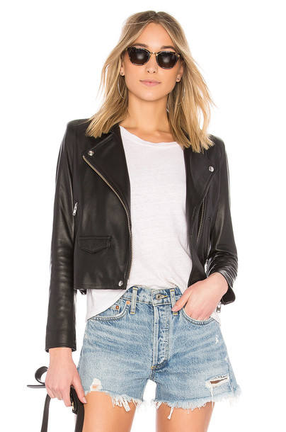 Iro jacket black