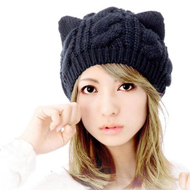 jewels hat fashion jewelry women winter hat warm beautiful preppy girl new  cool b3ba026595d