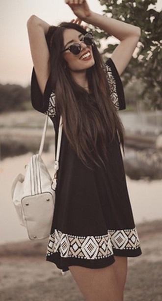 dress boho chic boho dress boho style indie boho indie dress